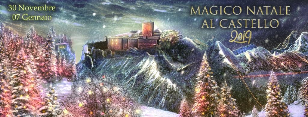 Natale al castello Fienga