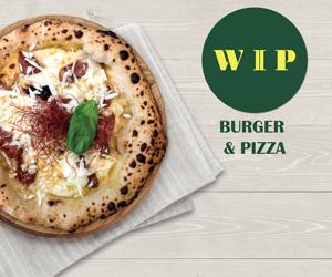 Wip pizzeria burger