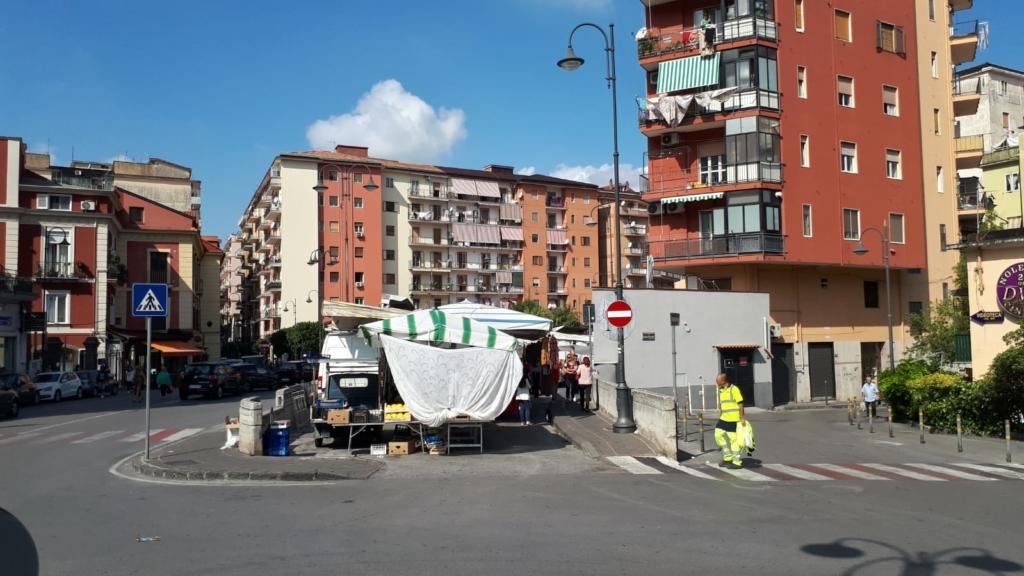 Via Matteotti Nocera Inferiore