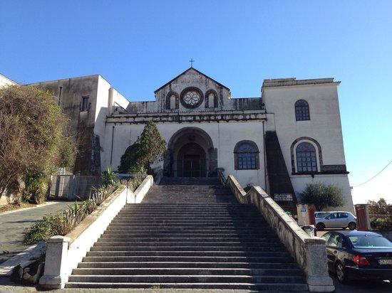 convento di sant'antonio nocera inferiore