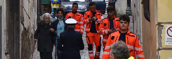 evacuazione Sarno