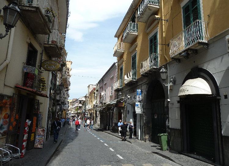 Pagani centro_cittadino Via Carmine