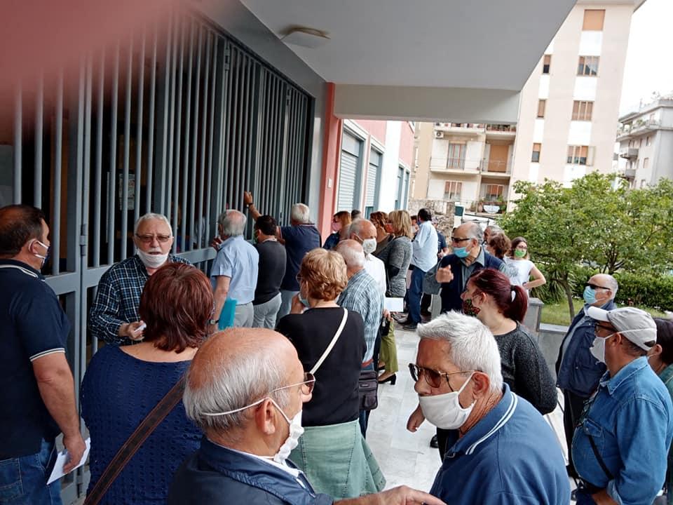 Attesa-apertura-municipio Nocera Superiore