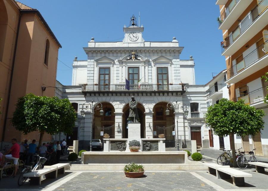 San Marzano sul Sarno municipio