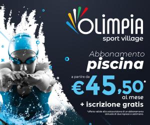 Promo piscina Olimpia sport