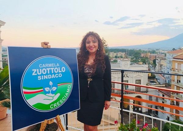 Carmela Zuottolo presentazione logo Cambiamo