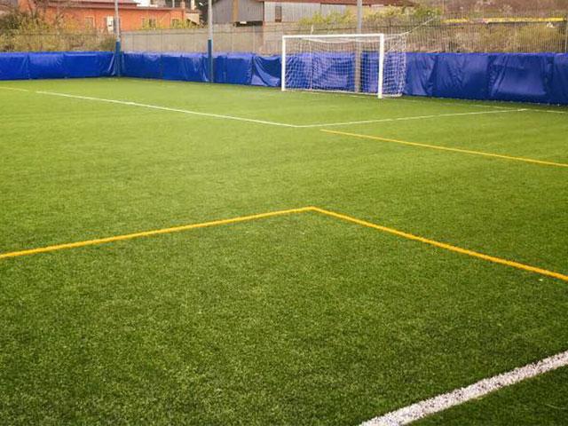 campo calcio Olimpia